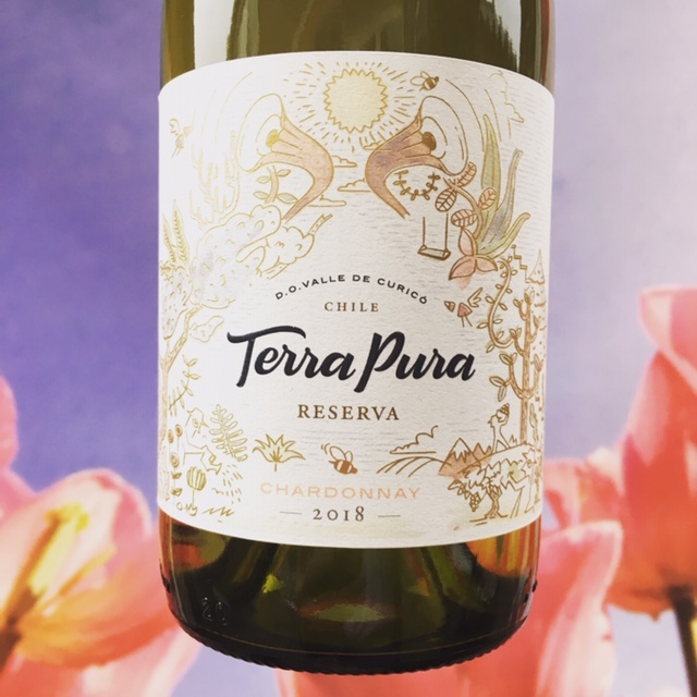 Terra Pura Chardonnay, Chili Review