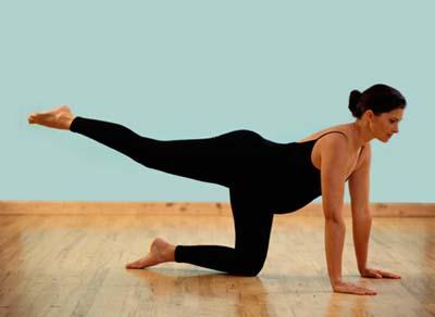 yoga pra gestante