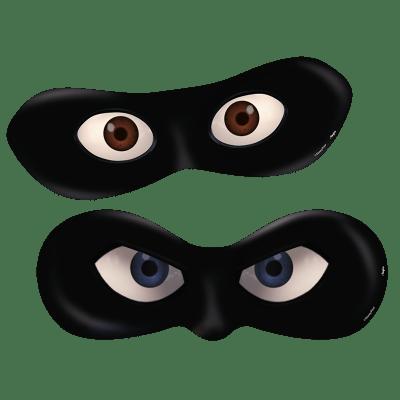 máscara os incríveis 2