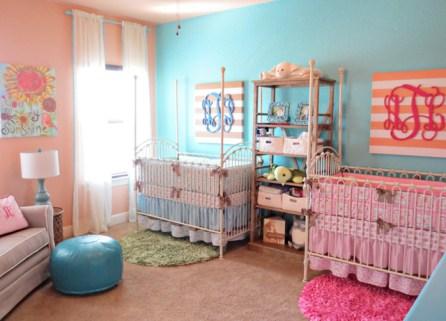 menino e menina quarto