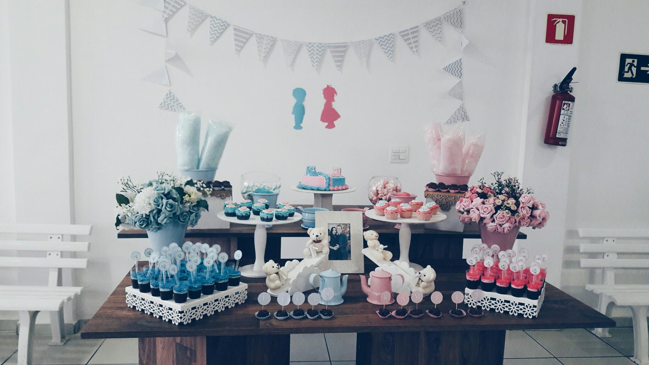 Chá De Revelação Do Sexo Do Bebê – Como Organizar?
