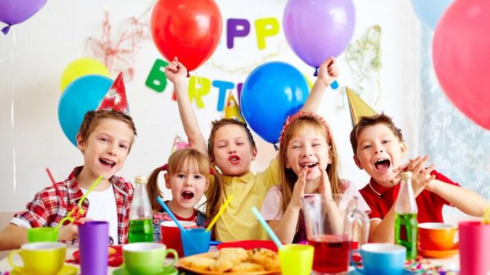 festa infantil e finger foods