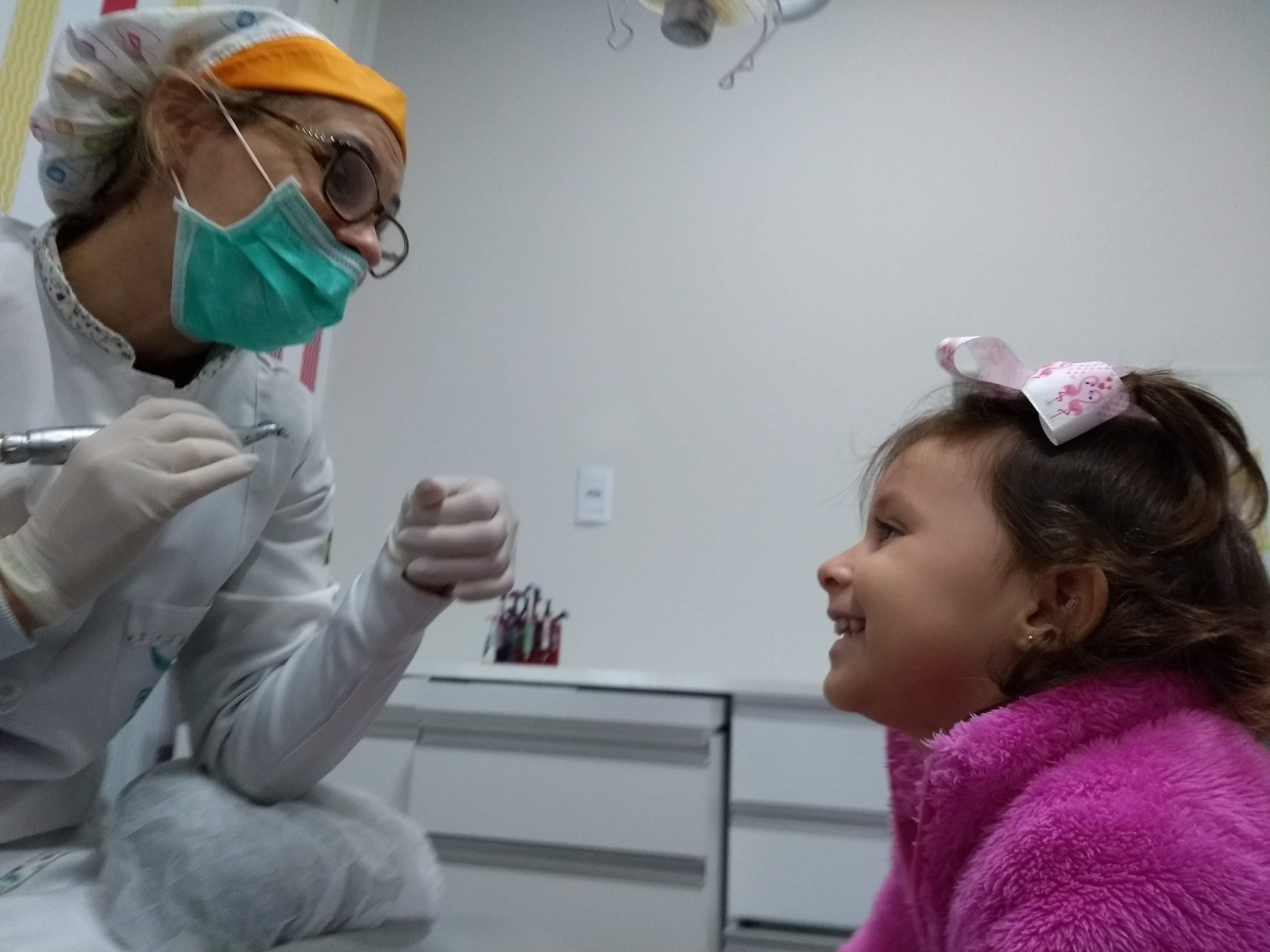 Expectativas Com Relação A Consulta Na Odontopediatra