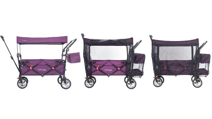 carrinho de bebê multifuncional Bonnevie