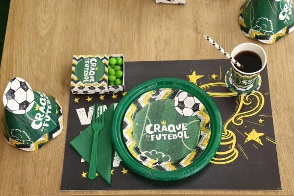 artigos para decorar festa da copa do mundo