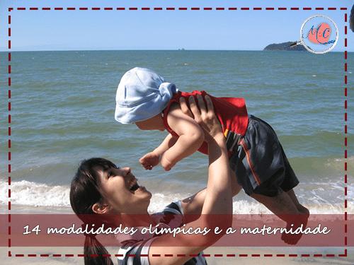 14 Modalidades Olímpicas E A Maternidade