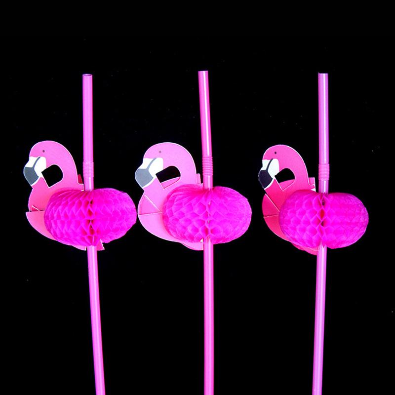 Enfeites Flamingo