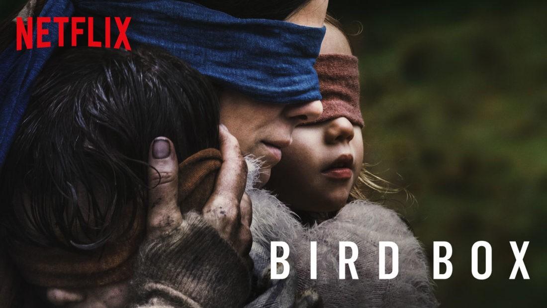Bird Box: Percepções Maternas Sobre O Sucesso Da Netflix
