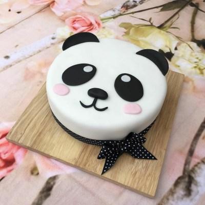 bolo tema panda