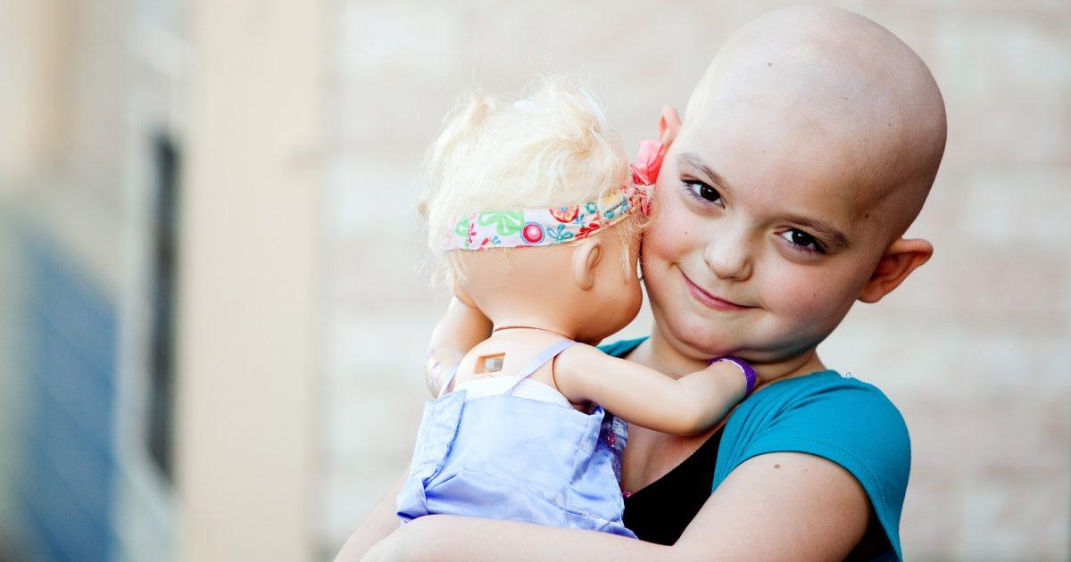 Conscientização Do Câncer Infantil