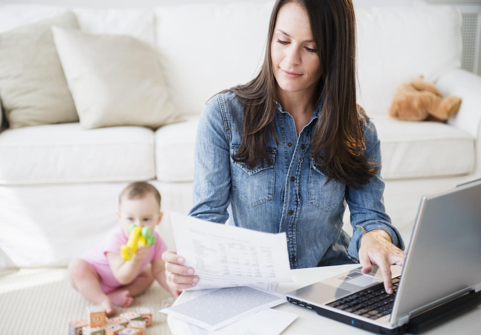 Empreendedorismo Materno – A Realização Das Mães