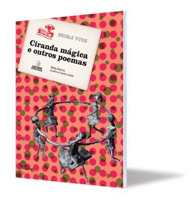 Ciranda mágica - livros para crianças