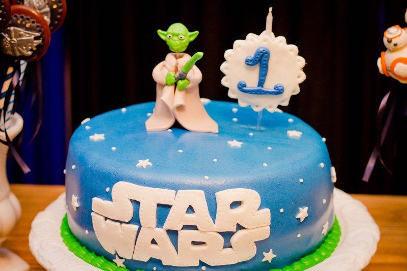 Star Wars Tema De Aniversário
