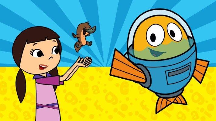 peixonauta - animações brasileiras