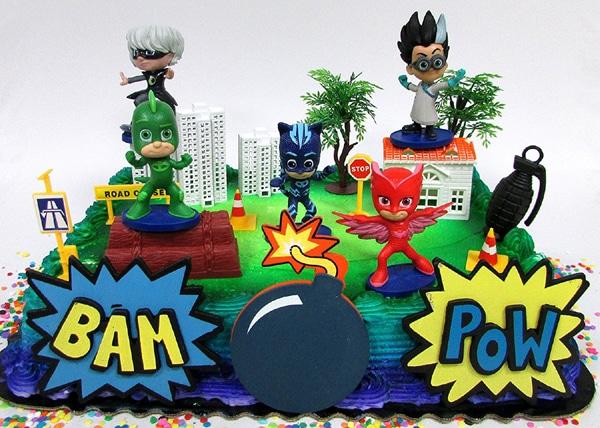 PJ Masks – Decoração De Aniversário Infantil