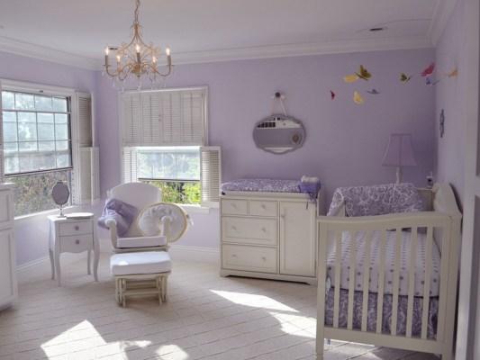 Purple Baby Girl Room Ideas Elegant Bedroom 36 Purple Baby Room Ideas Girl Homesland In Bedroom