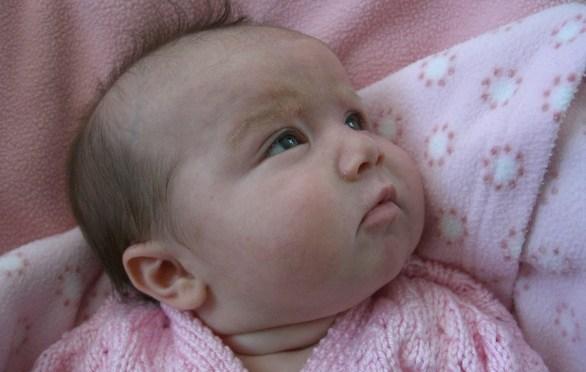 Três posições para amamentar seu bebê