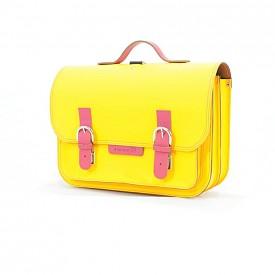 lederen-schooltas-boekentas-geel-met-fuchsia-own-s
