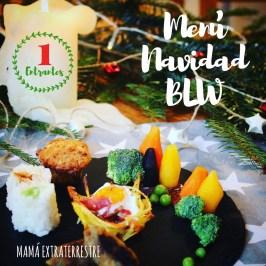 Menú de Navidad BLW: 1.Entrantes