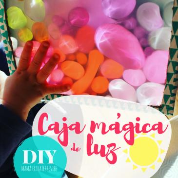 Caja mágica de luz DIY