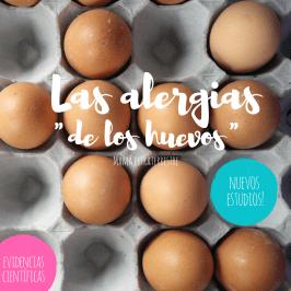 Las alergias «de los huevos»
