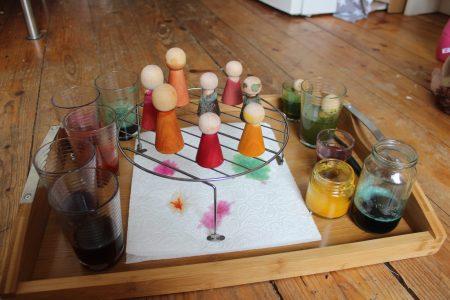 tintes naturales juguetes madera organices no tóxicos colorantes