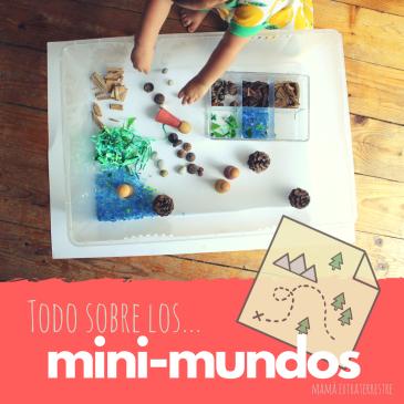 Todo sobre los Mini-Mundos