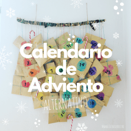 Calendario de Adviento Alternativo
