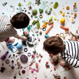 9 secretos sobre «Piezas Sueltas: El juego infinito de crear»