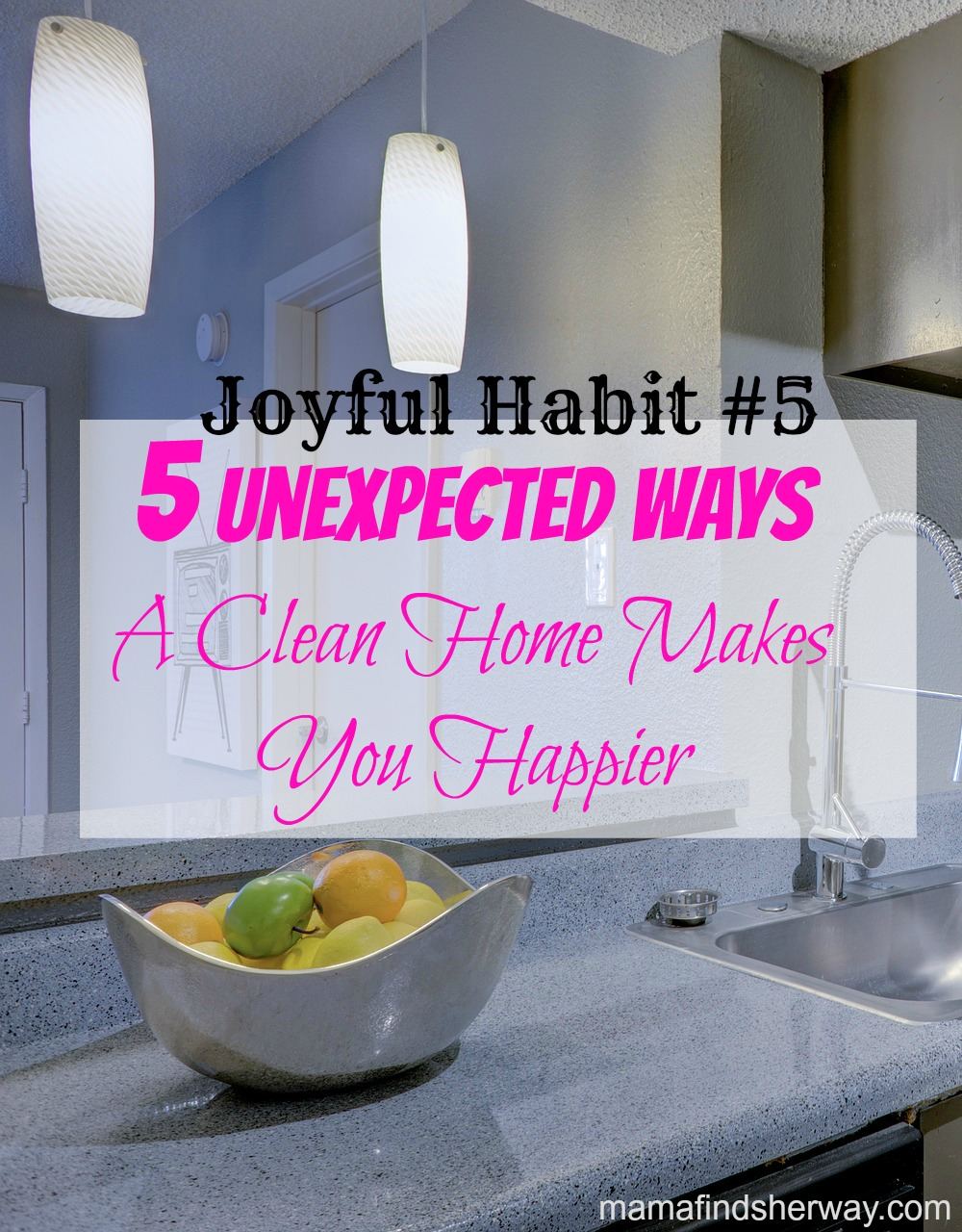 5 Unexpected Ways A Clean Home Makes You Happier