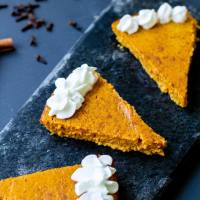 The Best Crustless Pumpkin Pie Recipe