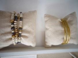 Bracelets extansibles Nomade + machette Quinn