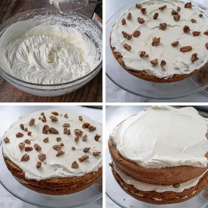 Pumpkin Pie Cake PieCaken 3 Desserts In 1