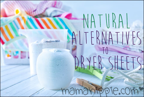 Getting rid of toxic chemicals in your home can be a daunting task. But a great place to start is your laundry. Dryer sheets are loaded with nasty chemicals. Read on for eco friendly alternatives to the dryer sheet that keep your clothes soft, free from cling and smelling nice.