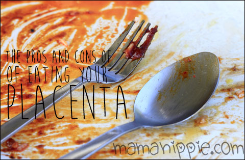 The Pros and Cons of Eating Your Placenta