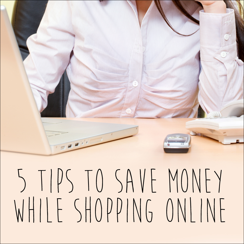 5 Tips to Save More Money While Shopping online