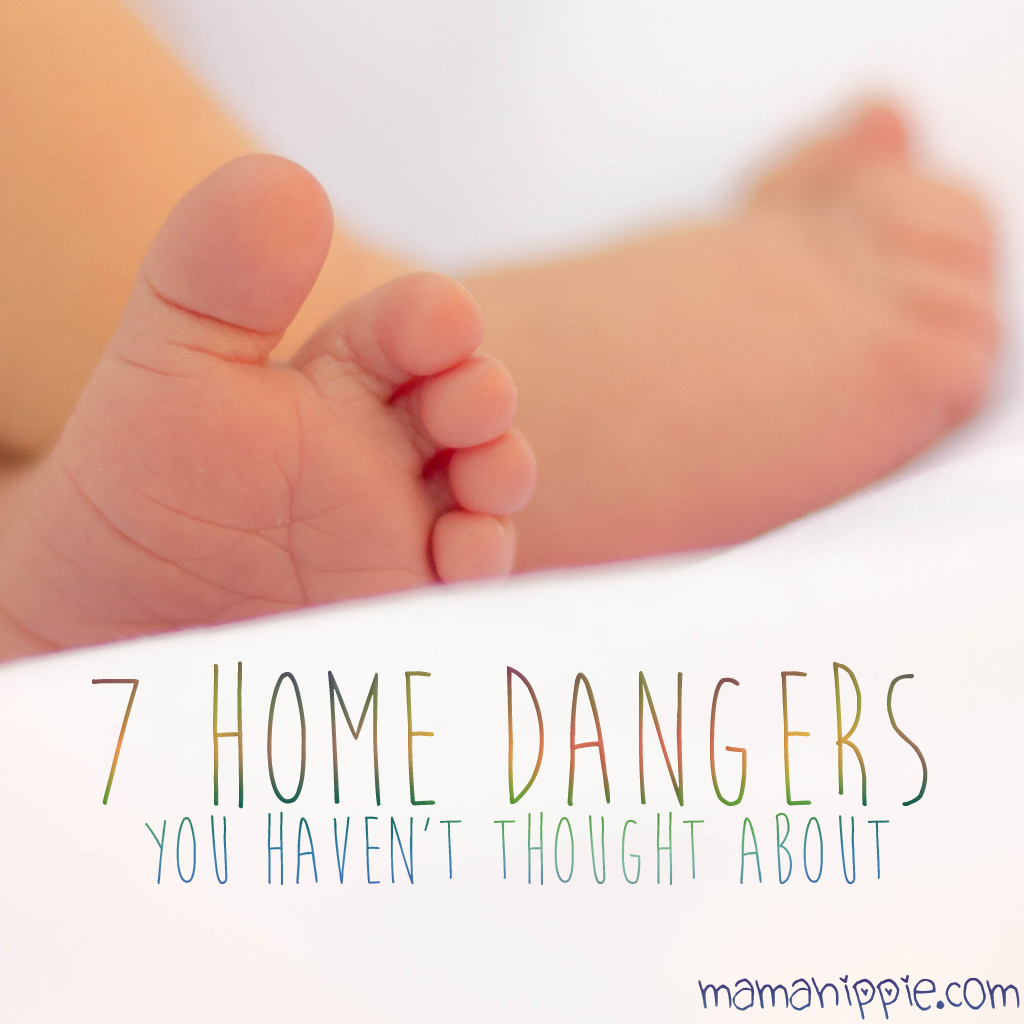7 Home Dangers You Haven't Thought About