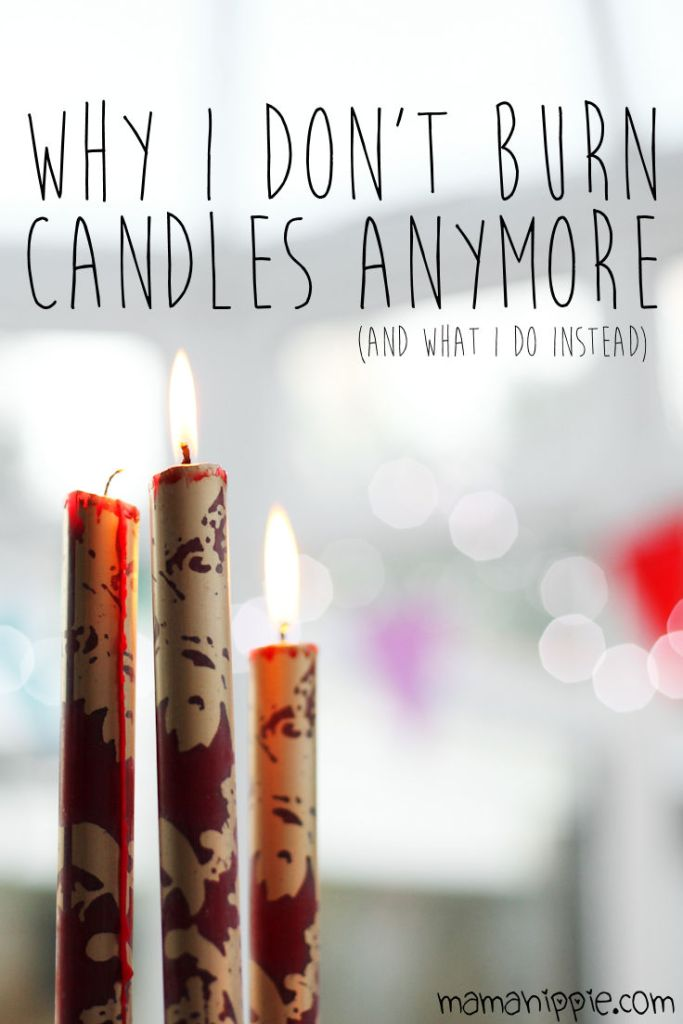 Candles are present almost everywhere in a wide variety of colors and scents. But did you know burning candles can be toxic? They can release formaldehyde, lead and other toxic chemicals into the air. Why one woman doesn't use candles, but still has a beautiful home.