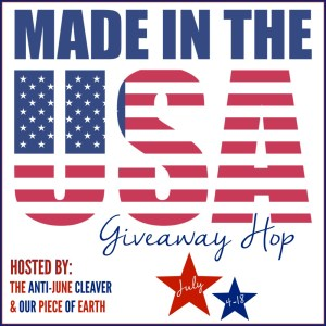 Made in the USA giveaway hop! Lots of great prizes! #madeintheusa
