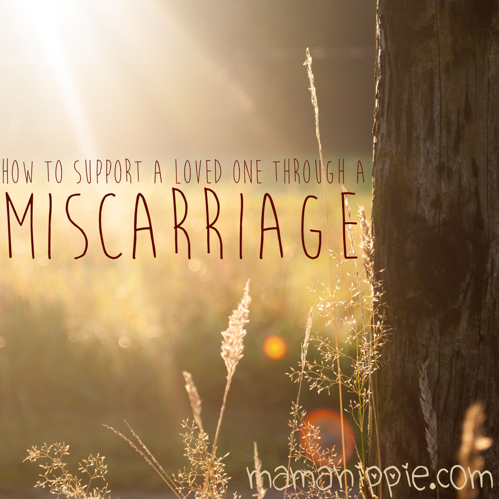 How to Support a Loved One Through a Miscarriage