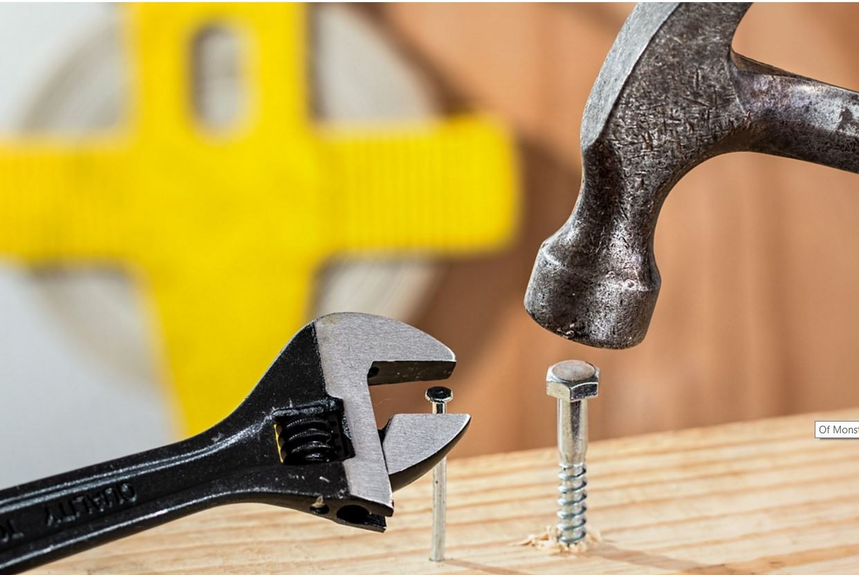 So You Want To Get Into DIY? Here Are The Tools You Need