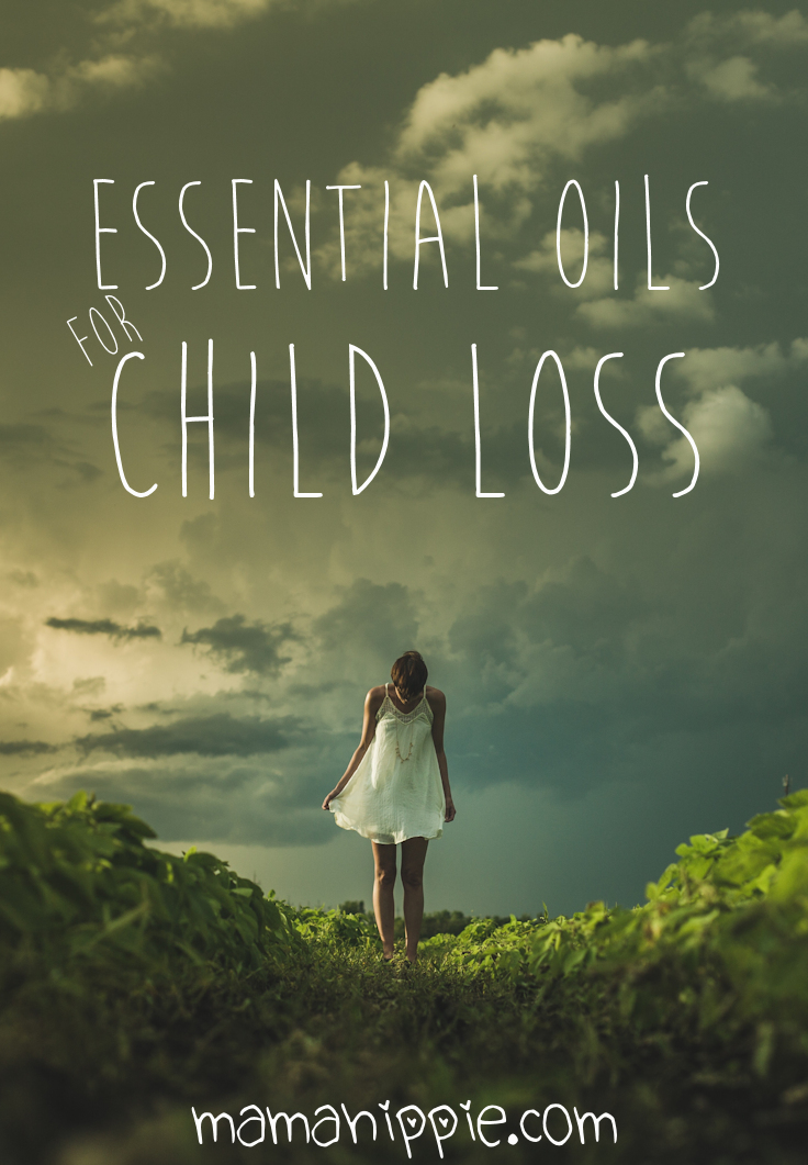 The loss of a child is a devastation experience for parents and loved ones - be it from miscarriage, still birth, SIDs, disease or a tragic accident. Nothing in the world can prepare you for it and the aftermath is difficult. Essential oils are a great tool for dealing with the trauma and grief. They can be used to ease both emotional and mental pain, and any physical pain that a parent or loved one may be experiencing.