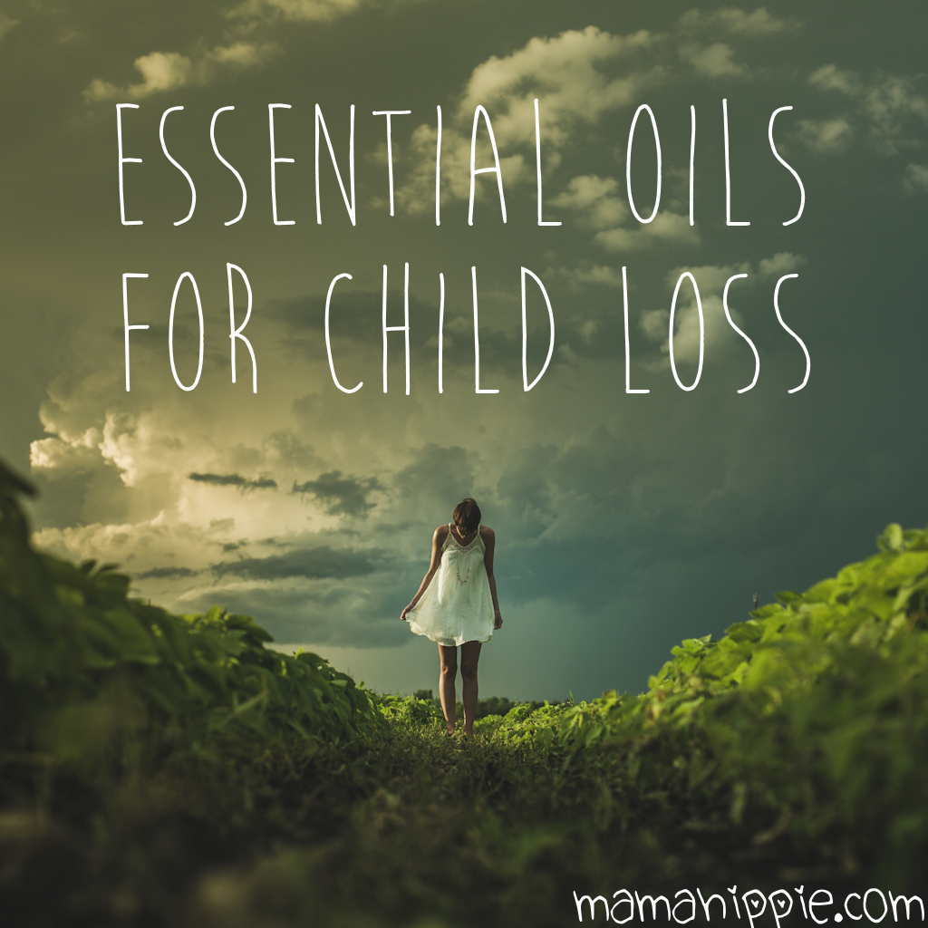 Essential Oils for Child Loss
