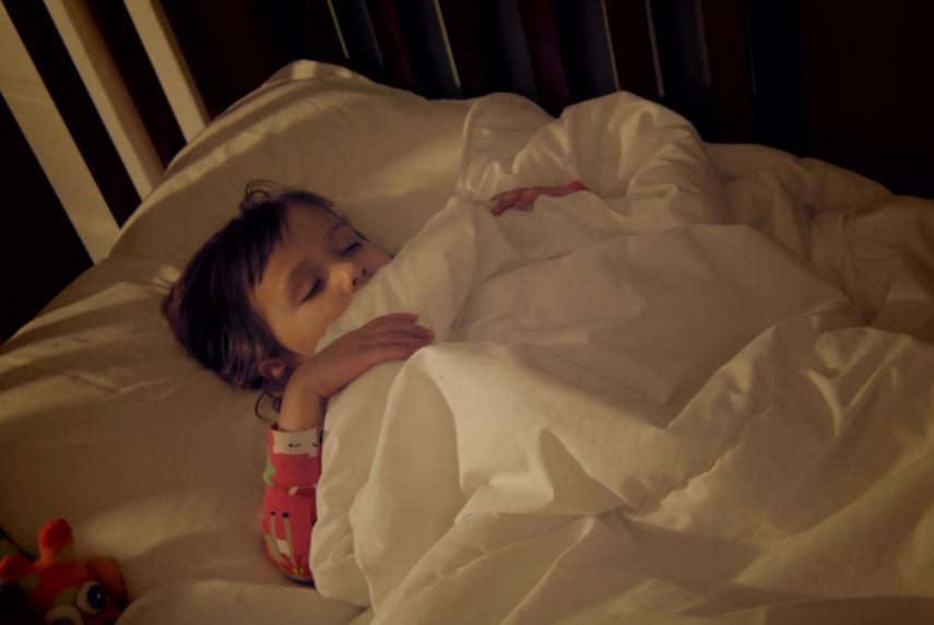 Do Your Kids Keep Waking You Up? Here's Why They Aren't Sleeping Through