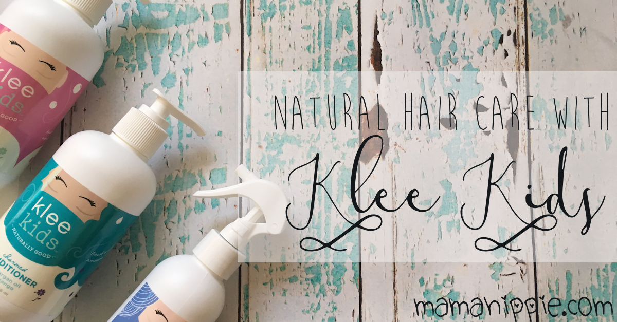 Klee Kids is a line of hair and body care designed with children in mind. They are free from sulfates, polypropylene glycol, parabens, & synthetic dyes or fragrances. Finally natural hair care and products with kids in mind!