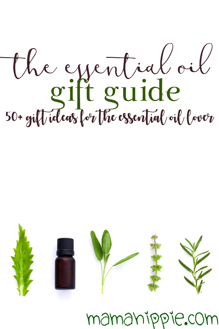 It can be hard to shop for the essential oil lover in your life... after all, they already have 5 of pretty much essential oil ever made. What else could they possibly need? I've got you covered with over 50 different ideas for the essential oil lover in your life.
