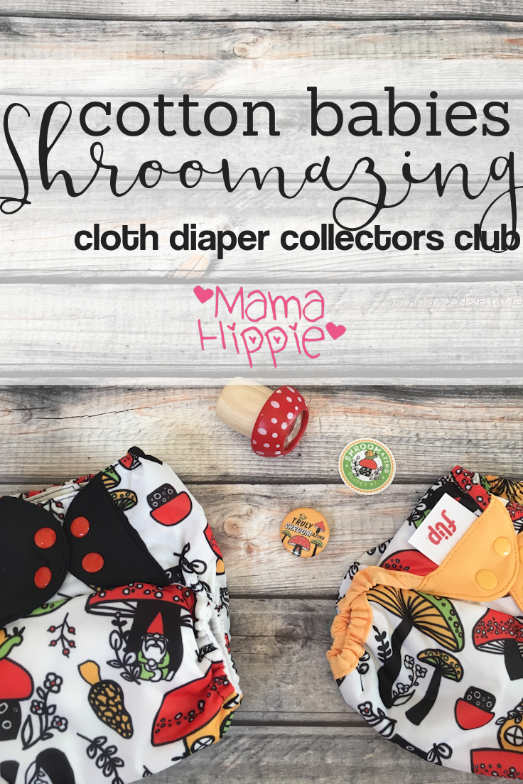 The Cloth Diaper Collector's club by Cotton Babies is a monthly subscription box sending limited edition Cotton Babies cloth diapers straight to you. These diaper prints are ONLY available through the collector's club, so if you see a print you like, you'll have to hurry up and subscribe! Prints are announced in advance, so you can stop or pause your membership whenever you want. No ending up with unwanted prints here.