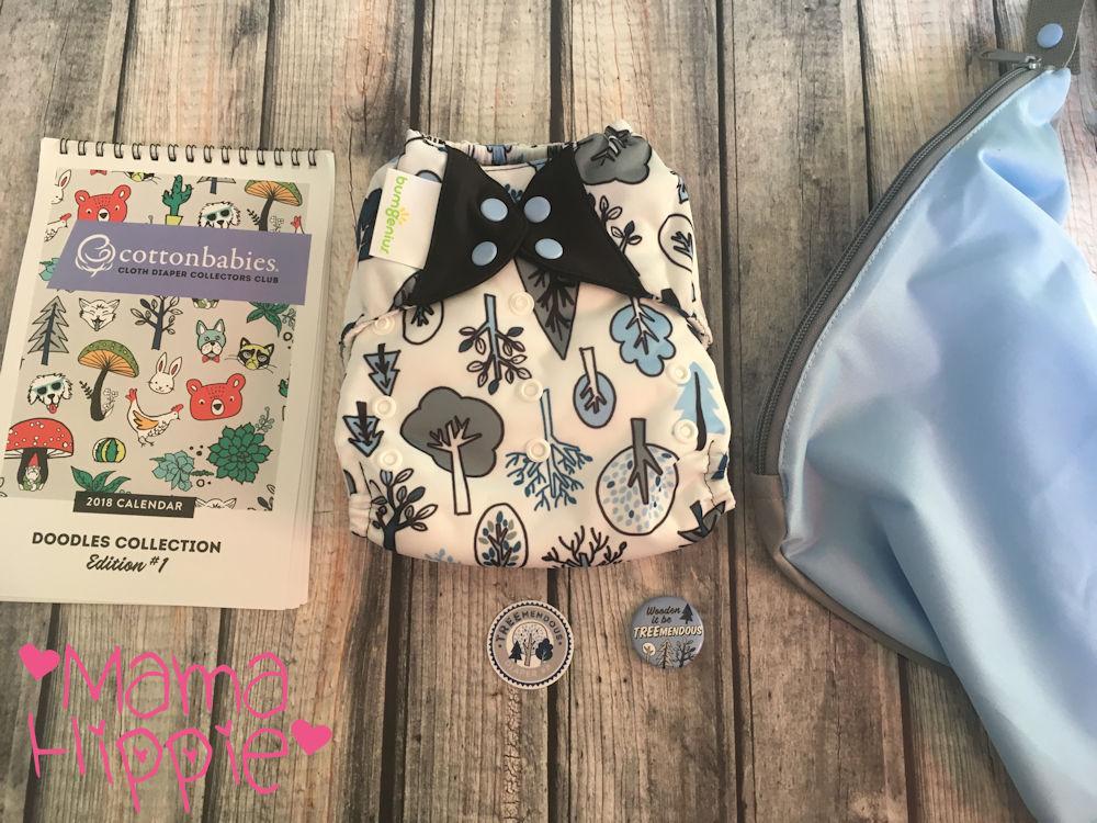 TREEmendous – Cotton Babies Cloth Diaper Collector's Club