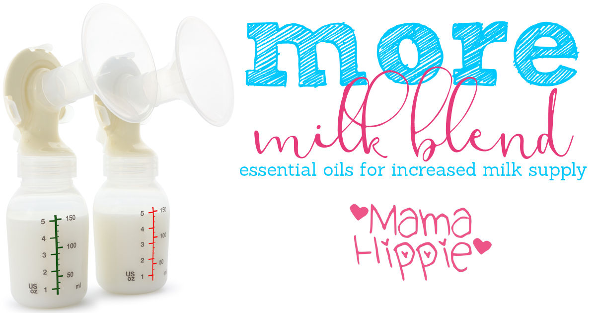 Breastfeeding is amazing! But also difficult. Struggling with low supply is no joke. This blend contains essential oils for increasing milk supply that may help boost production.