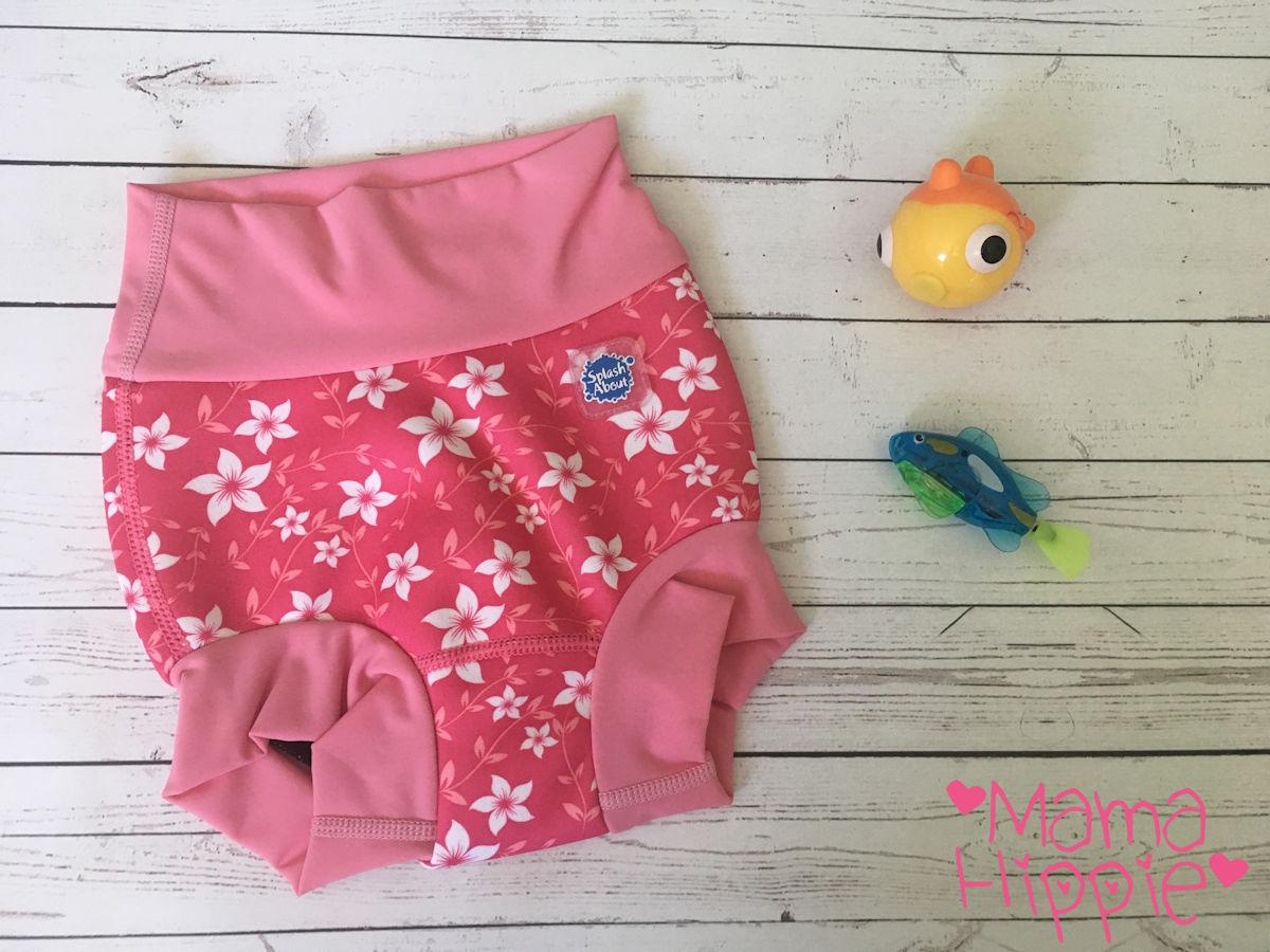 Happy Nappy Baby Swim Diaper Review